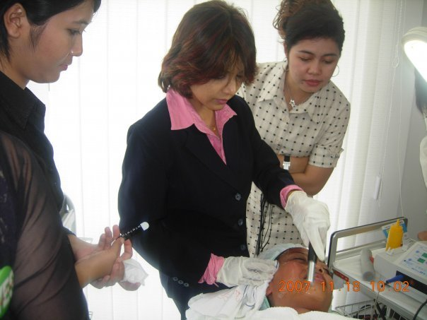 2007- Indonesia – Workshop