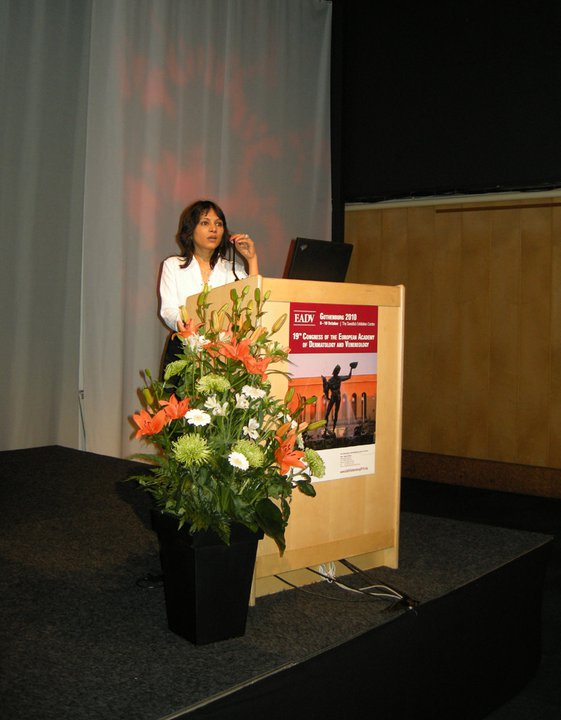 2010 - Gothenburg, 19th Congress of the European Academy of Dermatology and Venereology