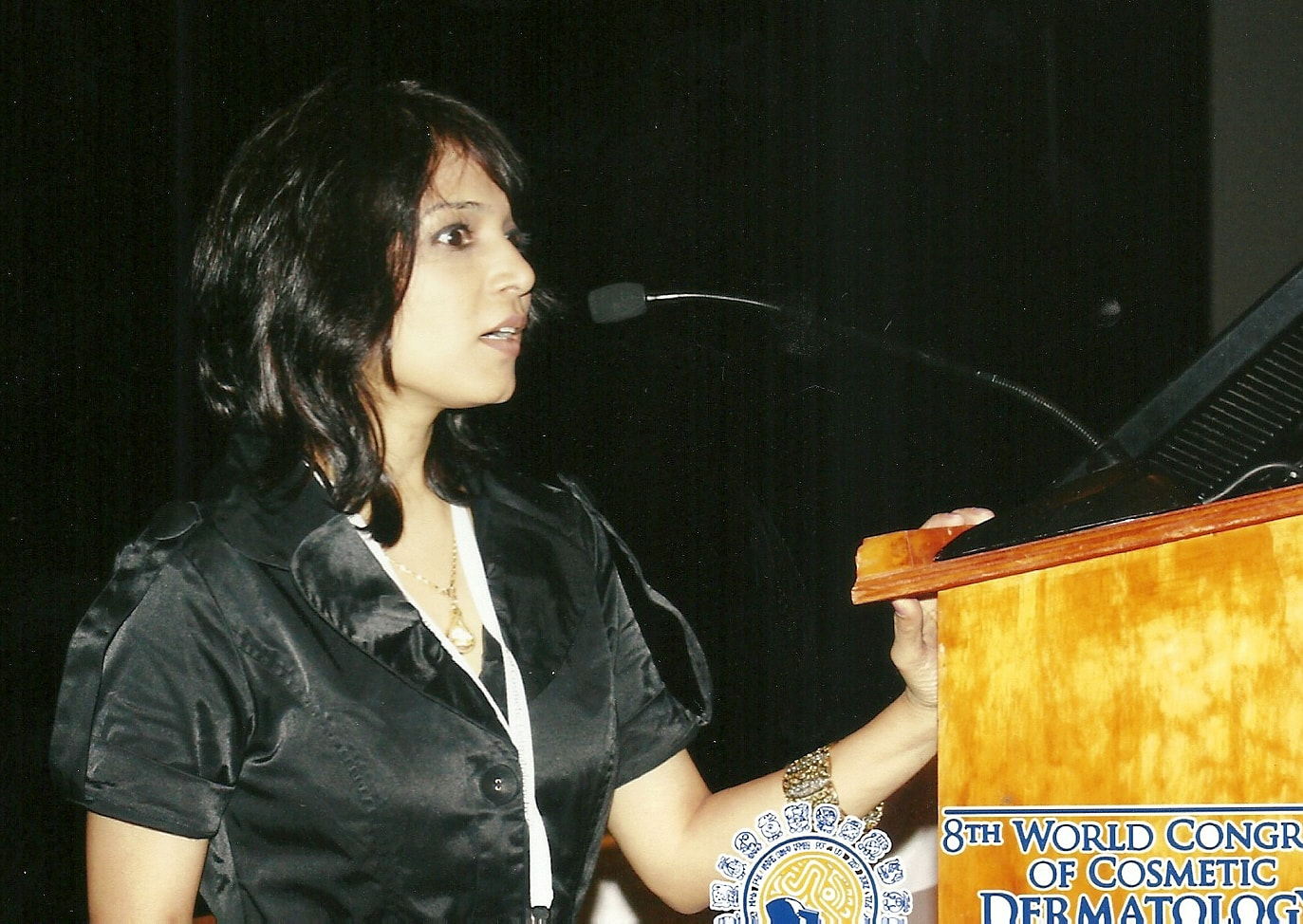 2010- Mexico- World Congress of CosmeticDermatology at Cancun.