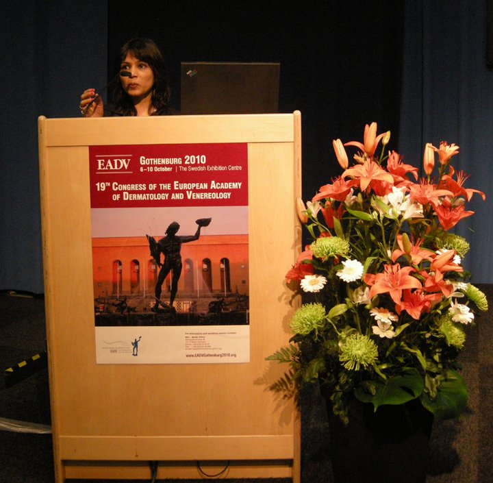 2010 - Sweden, 19th Congress of European Academy of Dermatology and Venereology