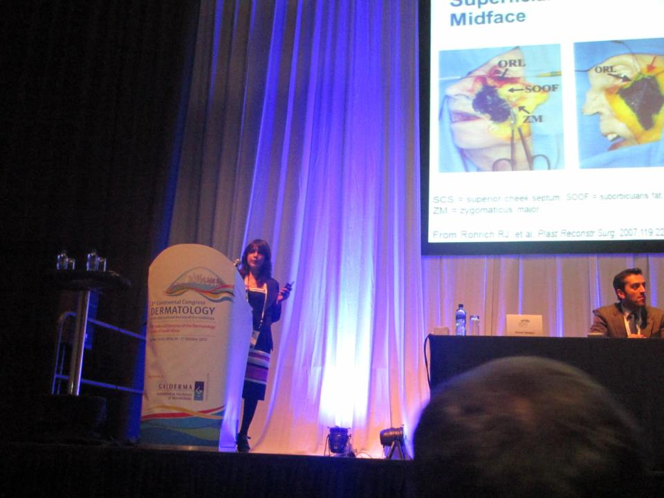 2012- Durban -8th National Congress of the Dermatology Society of South Africa