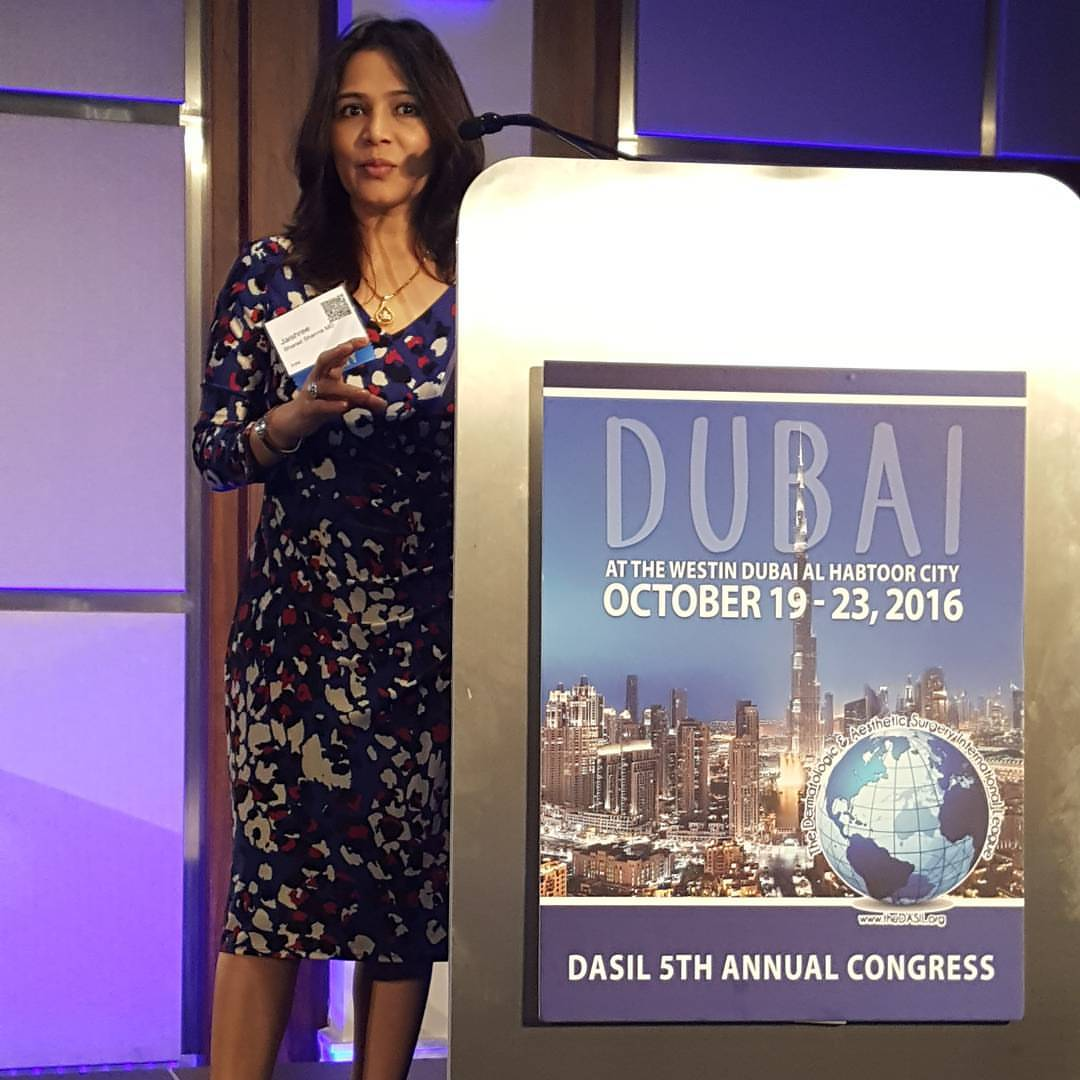 2016 Dubai - Dermatologic Aesthetic Surgery International League 5th Annual Congress