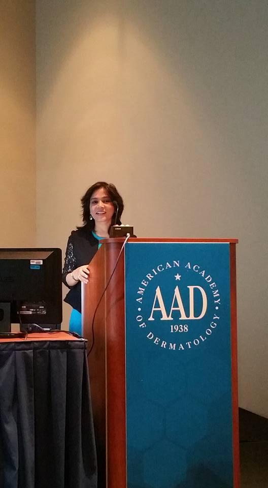 2016 - Washington DC- American Academy of Dermatology