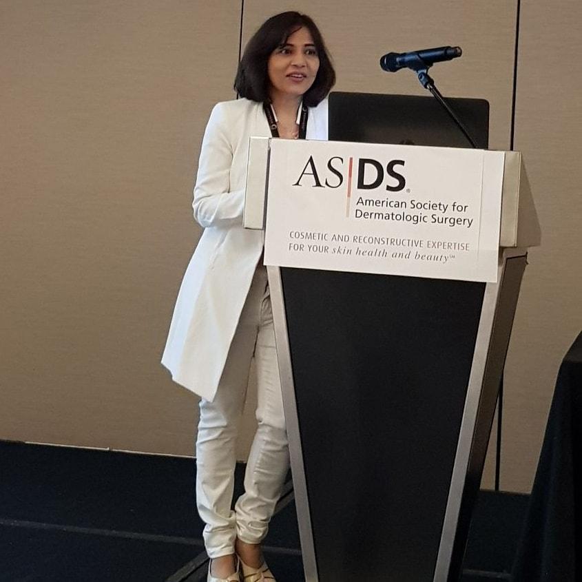2017- American Society of Dermatologic Surgery