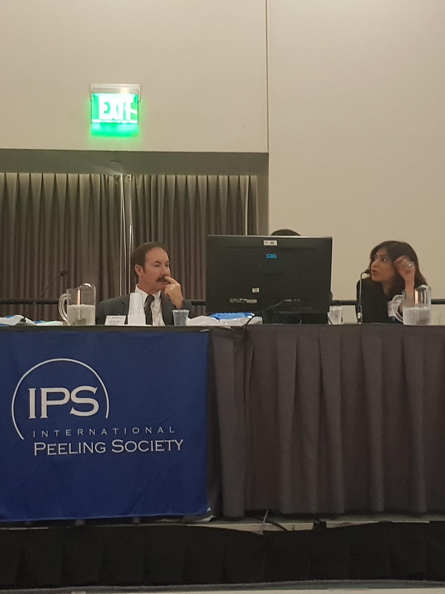 2018-San Diego - International Peeling Society Meeting