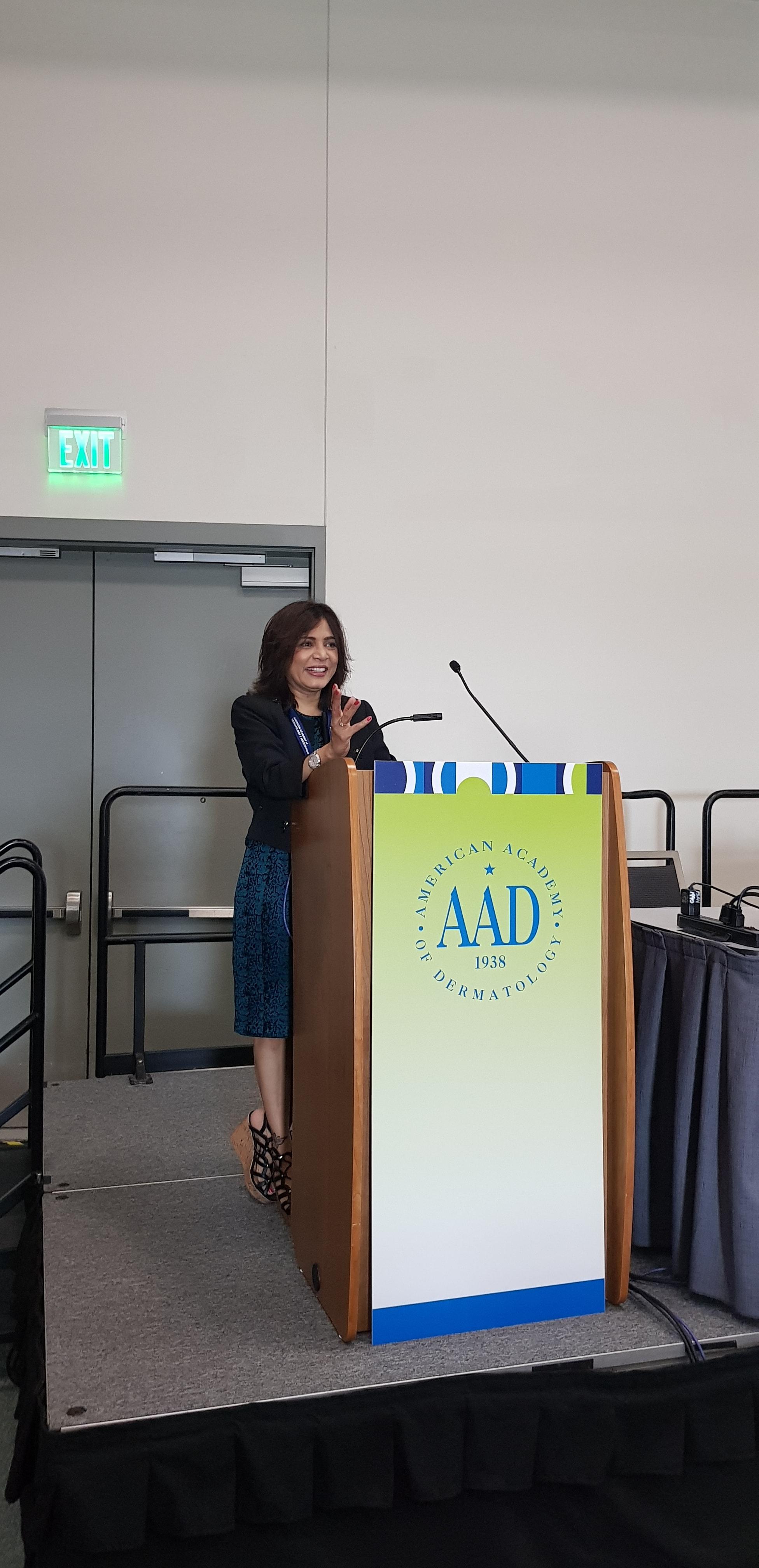 2018-SanDiego American Academy of Dermatology Congress