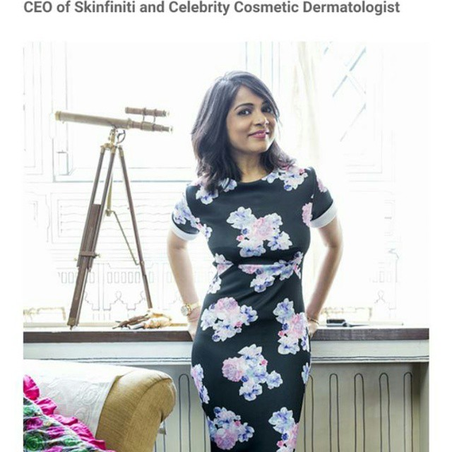 Shoot for jabong.com as one of India's leading ladies