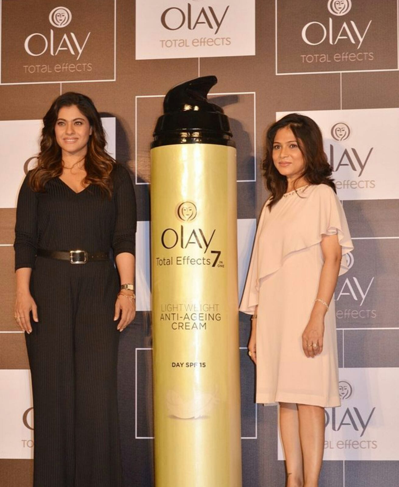 Unveling Olay Total Effects along with Kajol