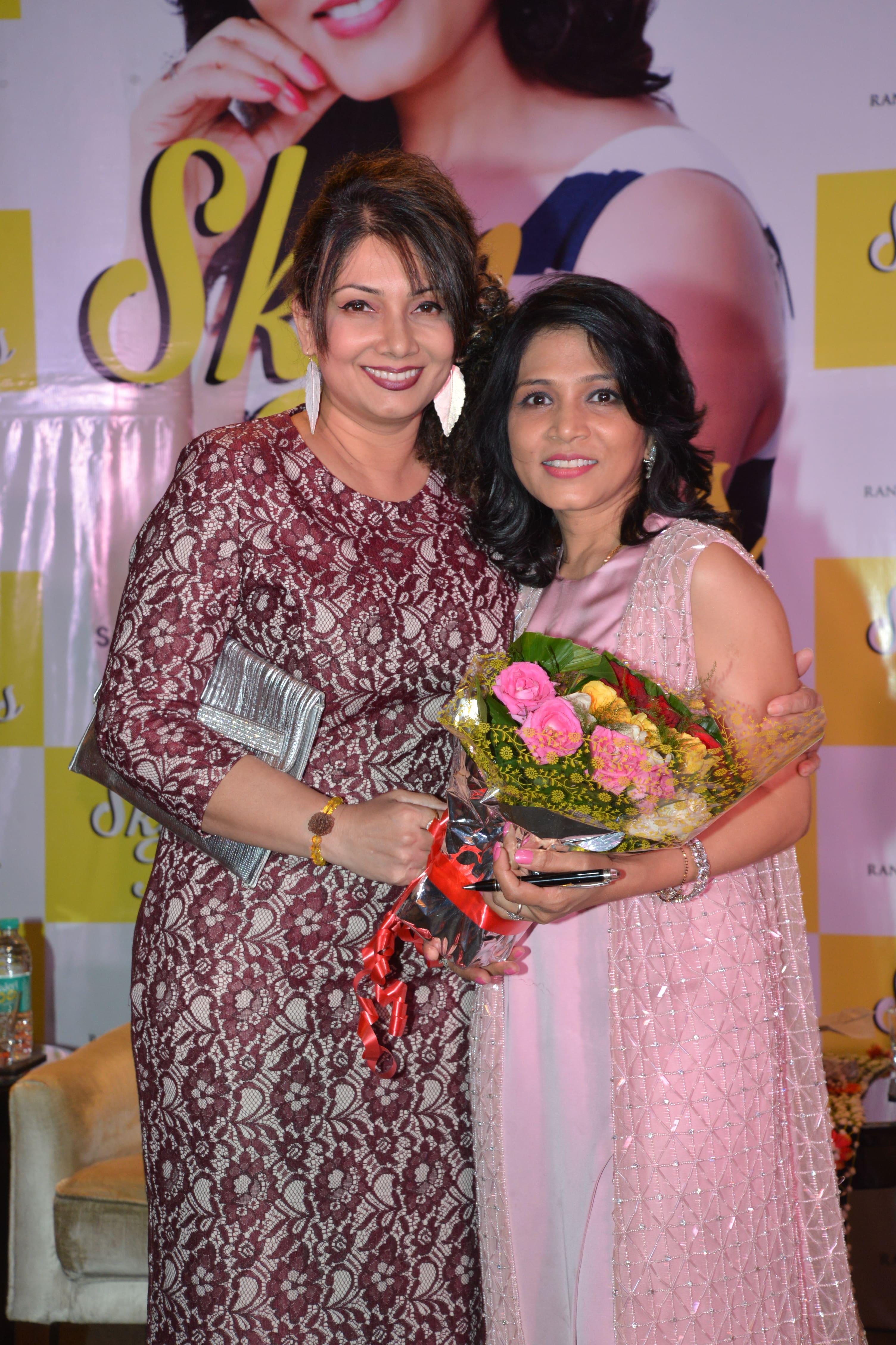 With Asarwari Joshi
